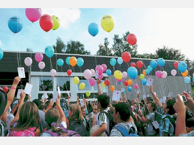 Erst im vergangenen Jahr wurde die Schule feierlich eröffnet. ▪